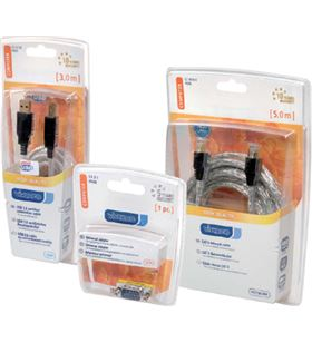 Cable mini usb Vivanco ccu6 18m 1.8m negro 45213