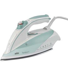 Plancha vapor Braun ts515 texstyle5 2000w verde 0x12711015