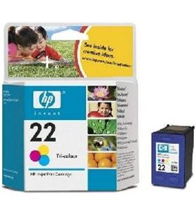 Tinta color Hp(22) f380/psc1410/oj5610/2360/3940 c9352ae