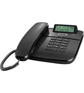 Siemens telefono de sobremesa gigaset da610 identificación da610black