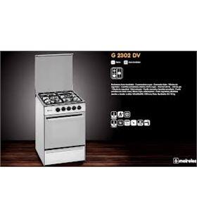 Meireles cocina convencional g2302dvx but g2302dvxbut