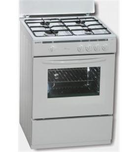 Rommer cocina convencional vch460nat , natural , 4 fuegos