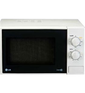 Microondas grill 23l Lg mh6322d blanco