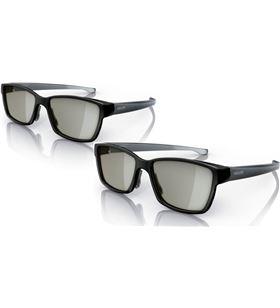 Philips gafas 3d pta43600, gafas pasivas easy 3d