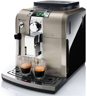 Cafetera espresso Saeco hd8836111syntiaclaso