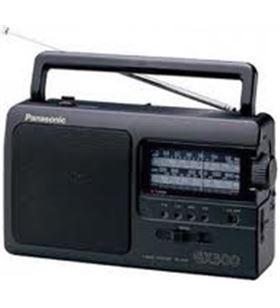 Radio Panasonic rf3500e9k, radio sintonizador fm/a