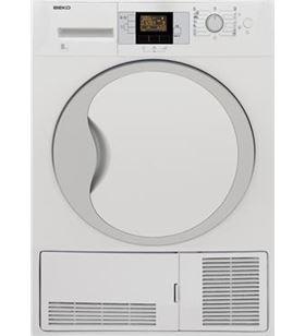 Beko secadora frontal dcu8330, condensacion