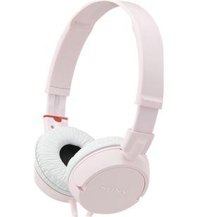 Auricular de aro rosa Sony mdrzx100pae, superligeros y mdrzx110p