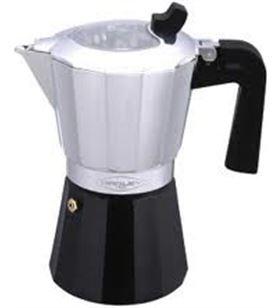 Cafetera 6t induccion Oroley 215050300, tapa cris