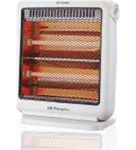 Radiador cuarzo Orbegozo bp3100, 1000w, 2 tubos, b 04129140