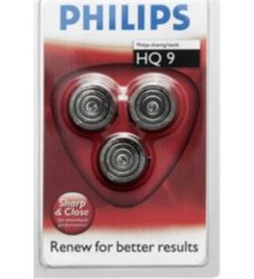 Conjunto cortante Philips pae hq940, para afeitado hq9_50