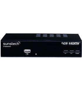 Tdt Sunstech dtb4600hdbk alta definicion