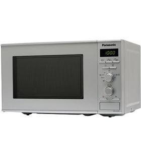 Panasonic microondas grill 20l nn-j161mmepg silver nnj161mmepg