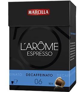 Cafe descafeinado l. arome Marcilla 4015886