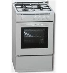 Rommer cocina convencional vch450but, butano 4fuegos