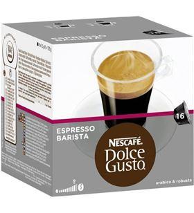 Nestle cafe barista dolce gusto 12141754, 16 capsulas. baristaarabica