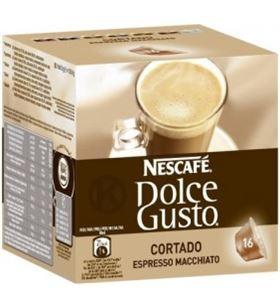 Nestle bebida dolce gusto macchiato cortado 03144639