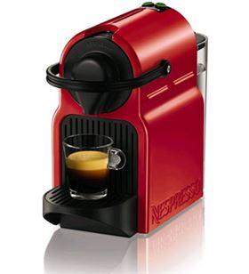 Krups cafetera inissia roja, xn1005p40 nespresso
