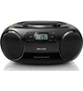 Radio cd Philips az32012, fm/on, con pila y cable az320_12