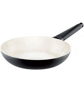 Castey sartén induction ceramic con mango negro 20 cm 4-i20c