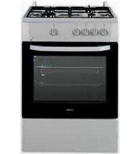 Beko cocina gas convencional csg62000dxl