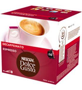 Nestle cafe descafeinado dolce gusto 12045472, 16 capsulo expresointdesca
