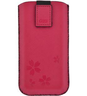 Blautel funda 4-ok up color para iphone 5 rosa cherry fuci5p