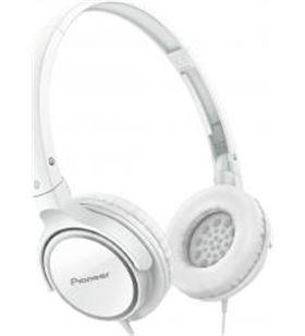 Auricular diadema Pioneer se-mj512-w blanco/gris semj512w