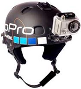 Accesorio Gopro ahfmt-001 placa frontal de casco ahfmt001