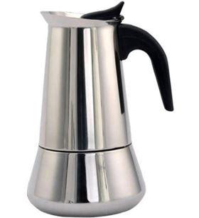 Cafetera inox Orbegozo kfi1250, 12 tazas, induccin