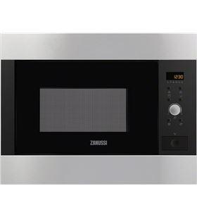 Microondas Zanussi zbg26542xa, 26l, grill, inox ao