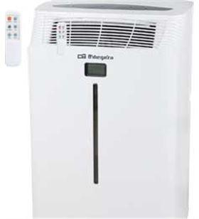 Orbegozo aire acondicionado portatil adr95 blanco