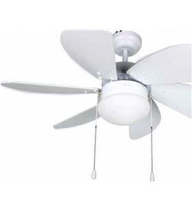 Ventilador techo Orbegozo cp15076b, 3 veloc.reves