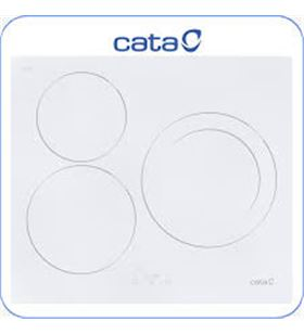 Cata vitroceramica induccion independiente ib603 wh 08073002