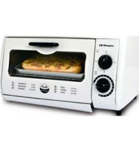 Orbegozo mini horno-tostador multifuncion 15512