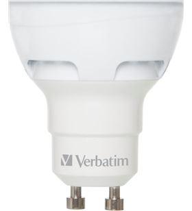 Verbatim bombilla led verbatin 52608 halogena gu10 5w