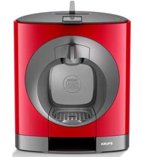 Cafetera dolce gusto Krups kp1105 oblo roja kp1105ib