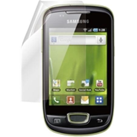 Set de dos protectores pantalla samsung galaxy miu - 3700615027085