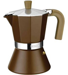 Monix cafetera inducción 12 tazas, modelo cream m670012