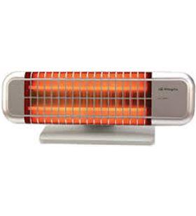 Radiador cuarzo Orbegozo bp0102, 1200w, 2 tubos, a 11962