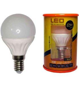 Marcas bombilla led elektro e27 5w 3200k luz calida 35463