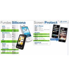 Blautel protector pantalla para nokia 5800 prpn58