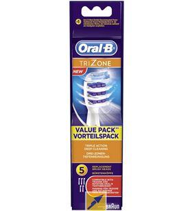 Recambio cepillo dental Braun eb 30-5 ffs trizone eb305