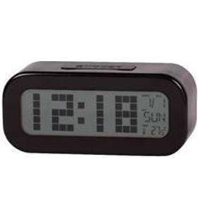 Marcas reloj despertador dig. negro daewoo dcd-24-b dbf018