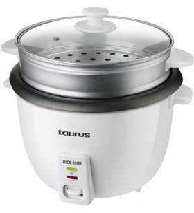 Arrocero de arroz ricechef Taurus 968932, 650w, 968934