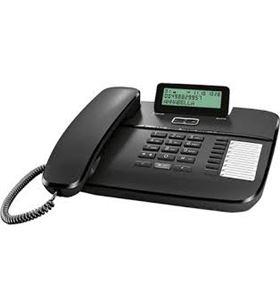 Siemens telefono sobremesa gigaset da710 pantalla, negro da710negro