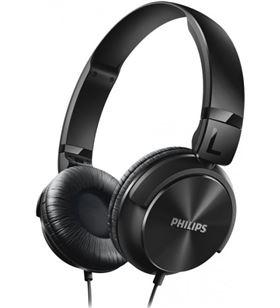 Auriculares cerrados tipo dj Philips shl3060bk00,