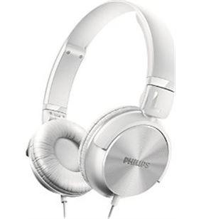 Auriculares cerrados tipo dj Philips shl3060wt00 ,