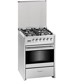 Meireles cocina convencional g610xnat 4 fuegos, natural