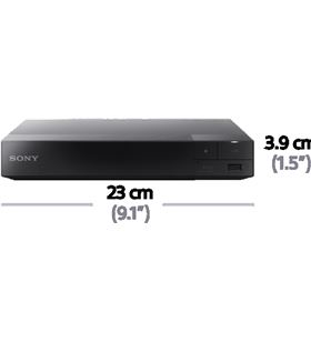 Blu ray Sony bdp-s4500 3d. full hd bdps4500bec1